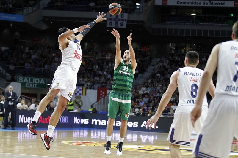 Nick Calathes - Panathinaikos Superfoods Athens - EB16