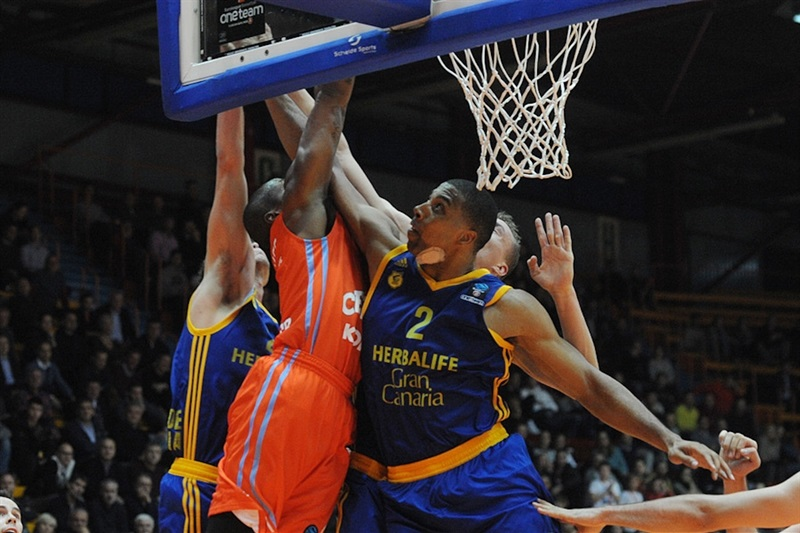 Richard Hendrix - Gran Canaria - EC16 (photo Cedevita)