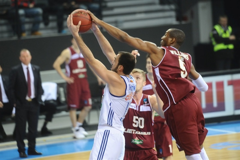 Lorenzo Williams - Lietkabelis Panevezys - EC16 (photo Skopje)