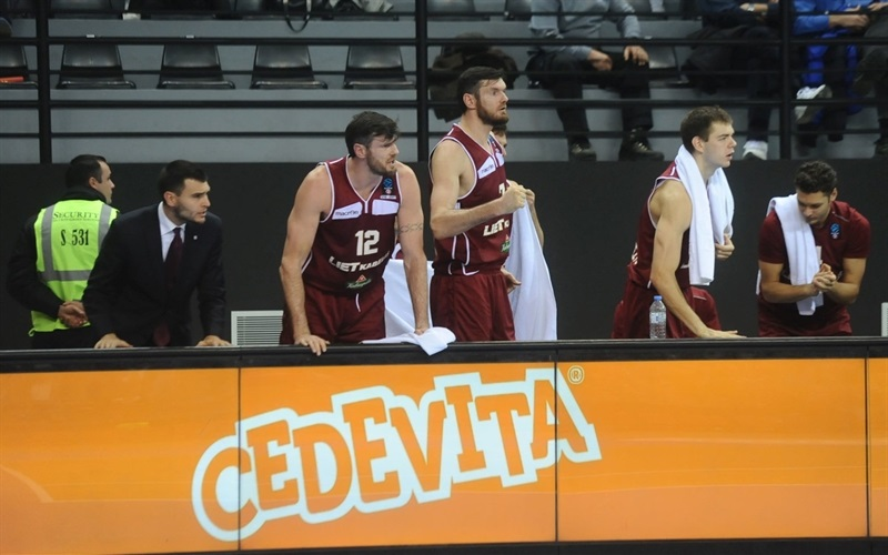 Ksistof and Darjus Lavrinovic - Lietkabelis Panevezys - EC16 (photo Skopje)