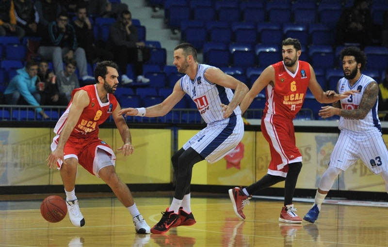 Vitor Benite - UCAM Murcia - EC16 (photo Murcia)