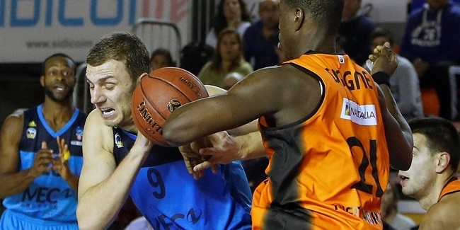 Regular Season, Round 6: Montakit Fuenlabrada vs. ALBA Berlin
