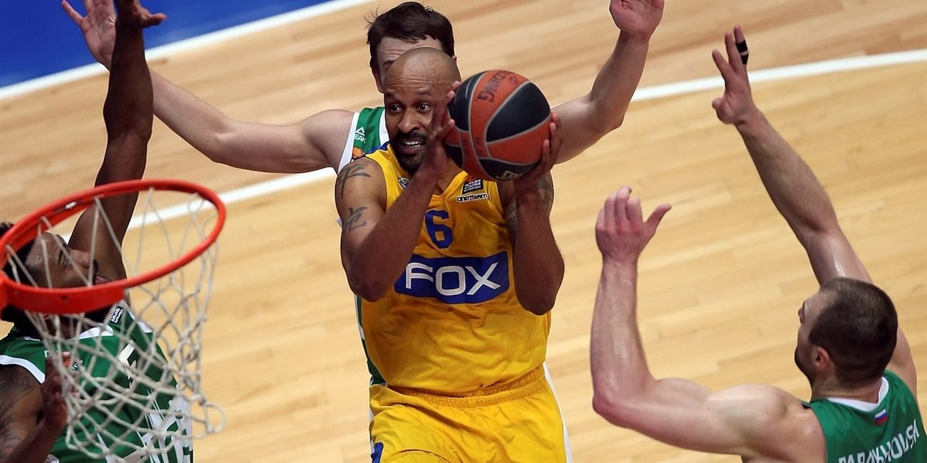 RS Round 8 report: Maccabi FOX hangs on for tough win in Kazan