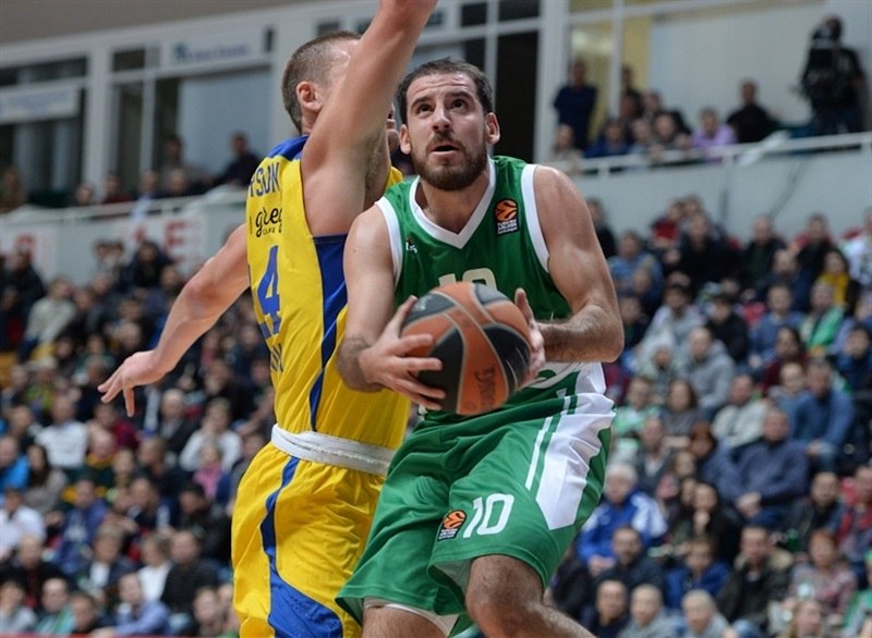 Quino Colom - Unics Kazan (photo Unics)