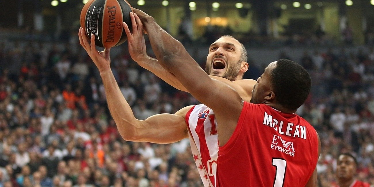 RS Round 8 report: Simonovic, team defense lead Zvezda past Milan