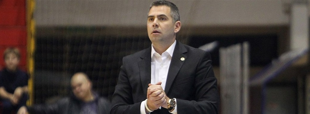 MZT Skopje goes with Nazor as head of bench
