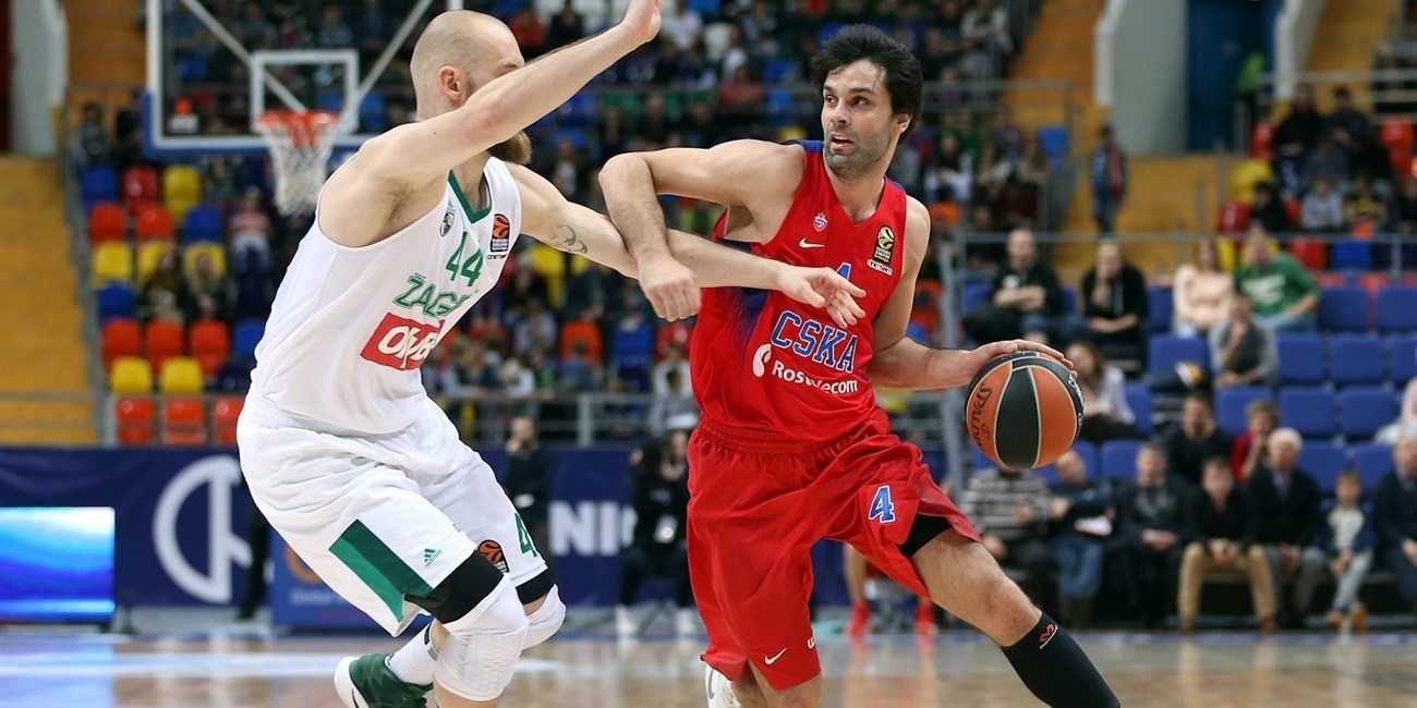RS Round 8 report: CSKA survives Zalgiris challenge to remain in first place