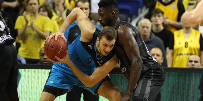 Regular Season, Round 7: ALBA Berlin vs. RETAbet Bilbao Basket