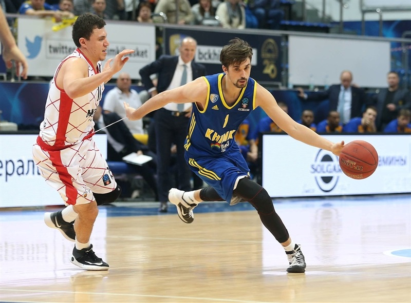 Alexey Shved - Khimki Moscow Region - EC16 (photo Khimki)