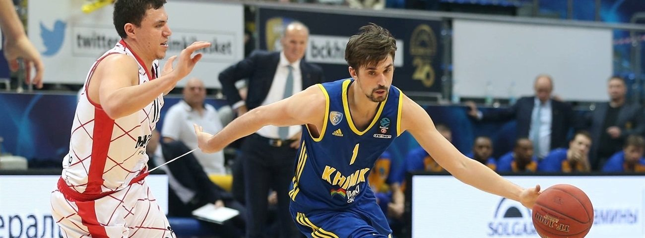 7DAYS EuroCup MVP for 2016-17: Alexey Shved, Khimki Moscow Region