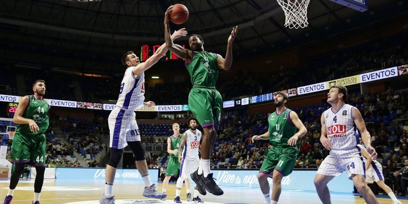 Kyle Fogg - Unicaja Malaga - EC16 (photo Unicaja)