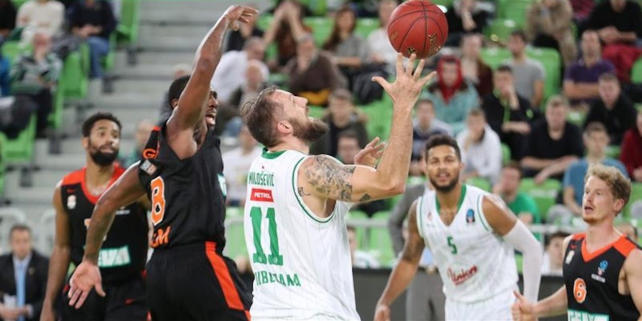 Regular Season, Round 7 report: Olimpija beats Ulm for its premier win, but Ulm keeps tiebreaker and advances