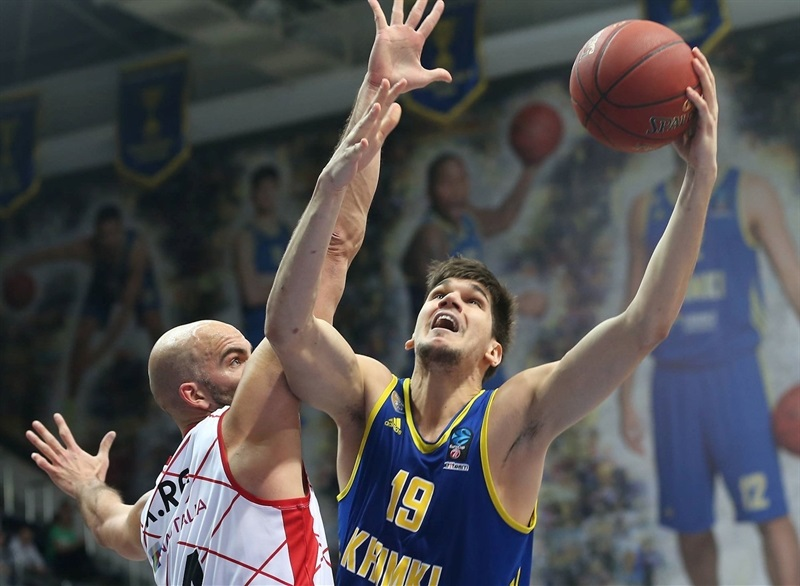 Marko Todorovic - Khimki Moscow Region - EC16 (photo Khimki)