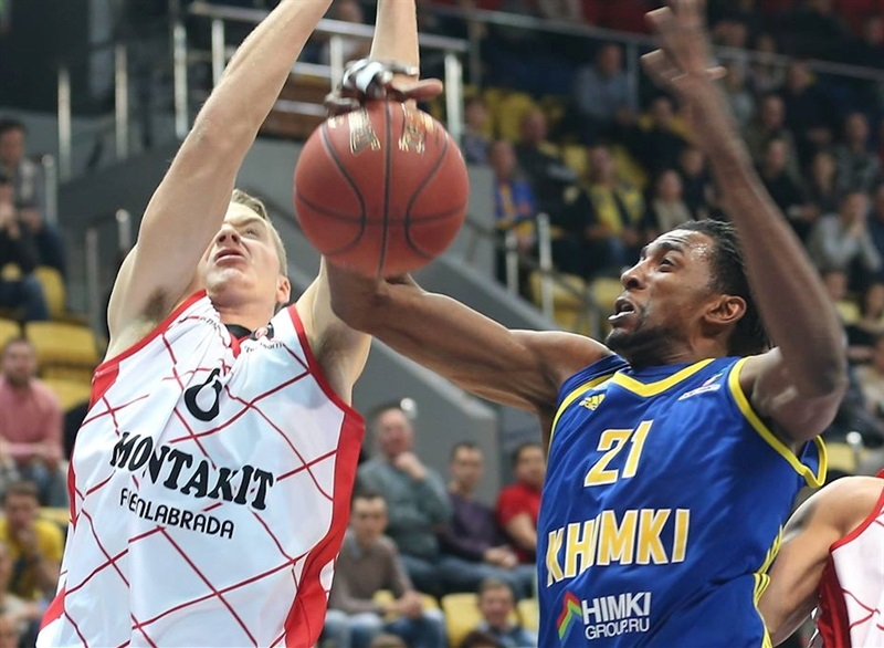 Jeremy Evans - Khimki Moscow Region - EC16 (photo Khimki)