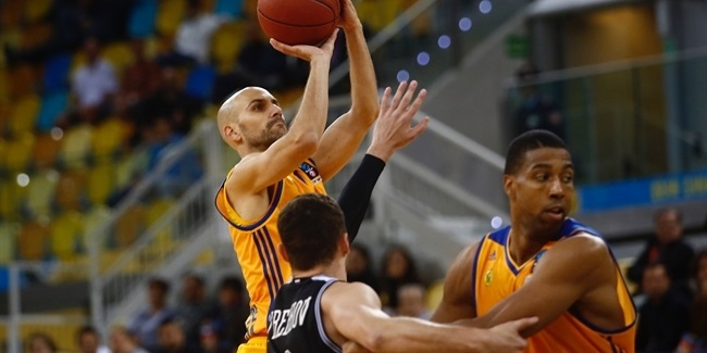Gran Canaria re-signs veteran guard Oliver