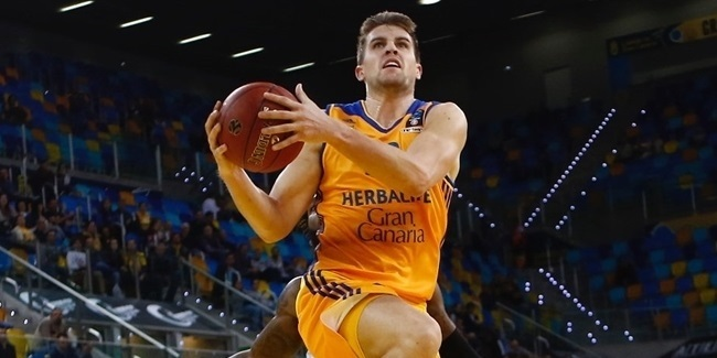 Gran Canaria re-signs swingman Rabaseda