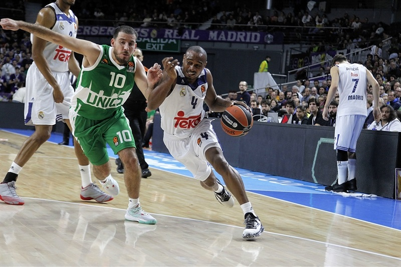 Dontaye Draper - Real Madrid - EB16