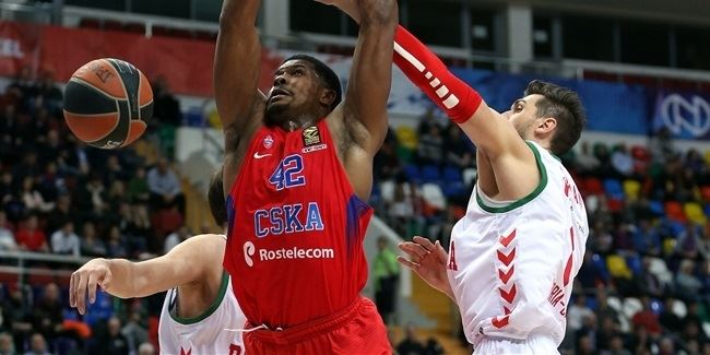 Regular Season, Round 9: CSKA Moscow vs. Baskonia Vitoria Gasteiz