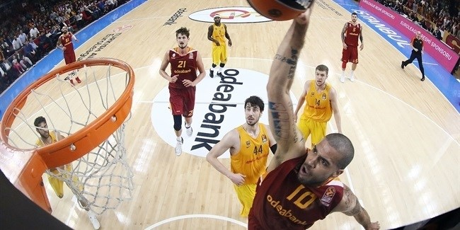 RS Round 9 report: Galatasaray beats Barcelona for third straight home win