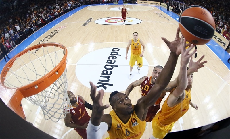 barça,euroleague, dorsey,galatasaray