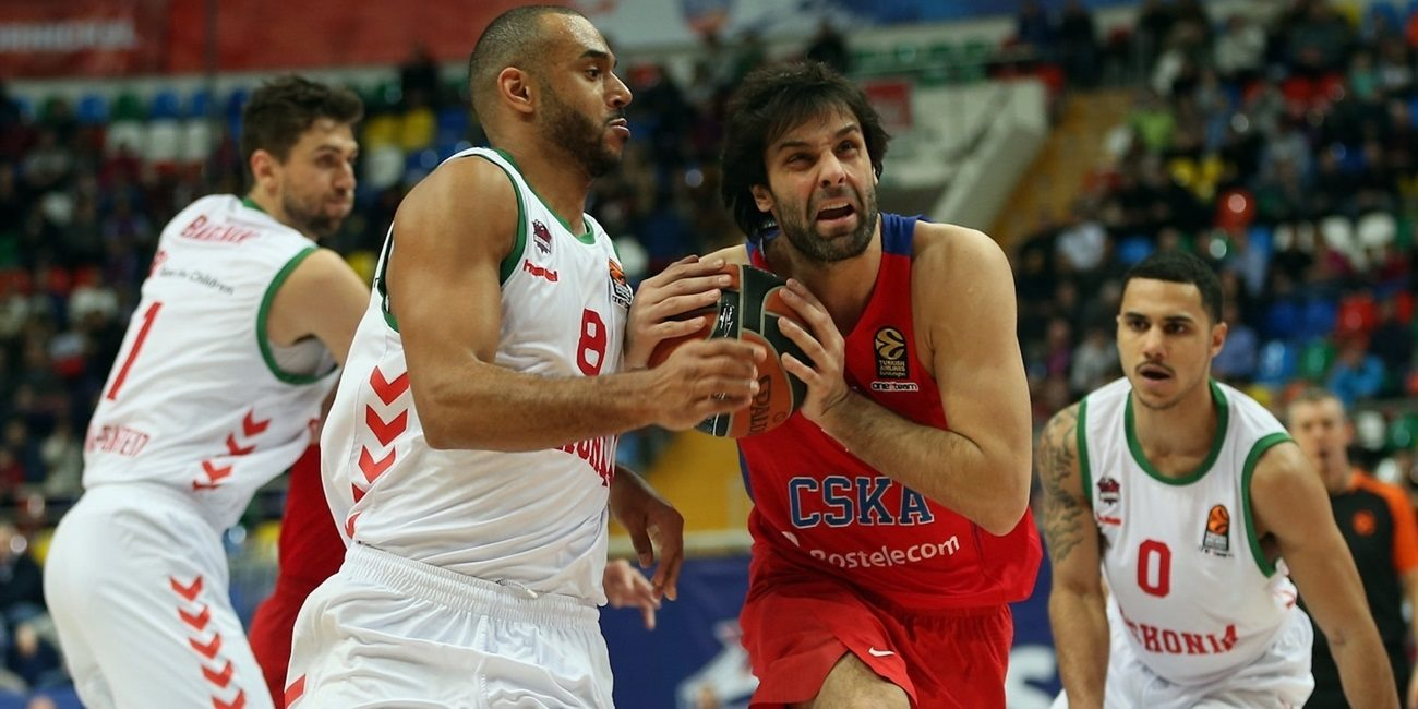 RS Round 9 report: Teodosic's career night leads CSKA to big win