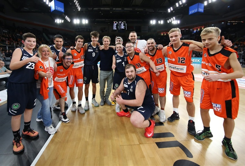 One Team Week - Per Guenther - ratiopharm Ulm - EC16 (photo Florian Achberger - Ratiopharm Ulm)