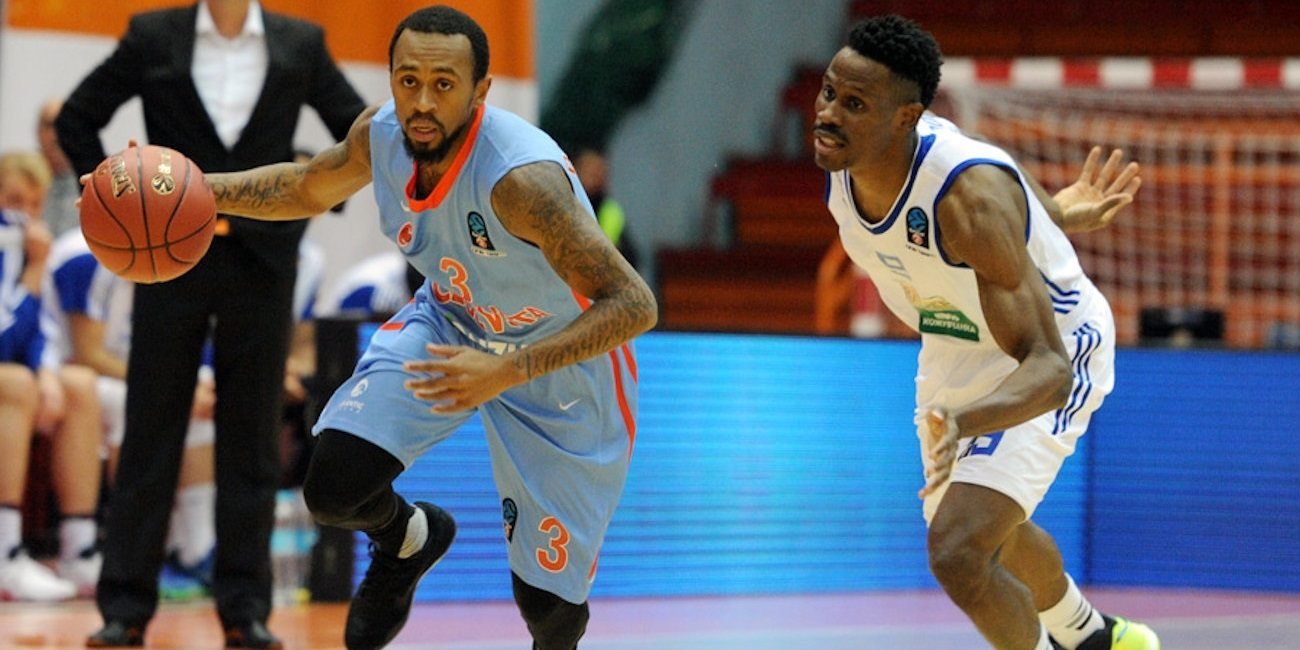 Regular Season, Round 8 report: Cedevita crushes MZT for its fifth straight win