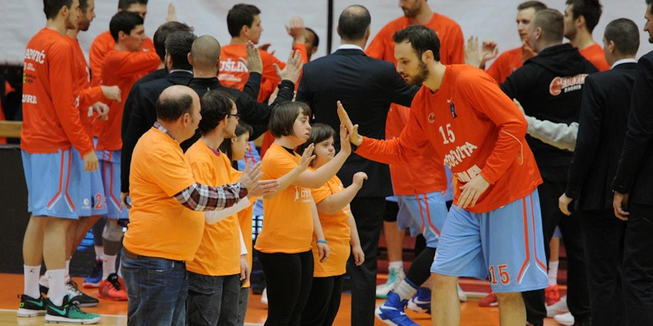 One Team Week - Miro Bilan - Cedevita Zagreb - EC16 (photo Cedevita)