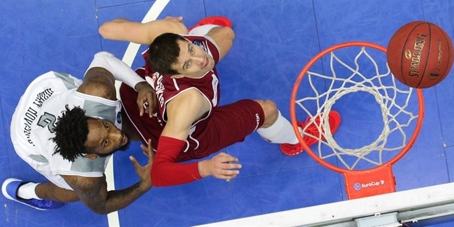 Regular Season, Round 8: Nizhny Novgorod vs. Lietkabelis Panevezys
