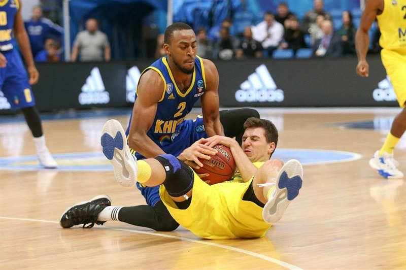 Dragan Milosavljevic - ALBA Berlin - EC16 (photo Khimki - Nikolai Kondakov)