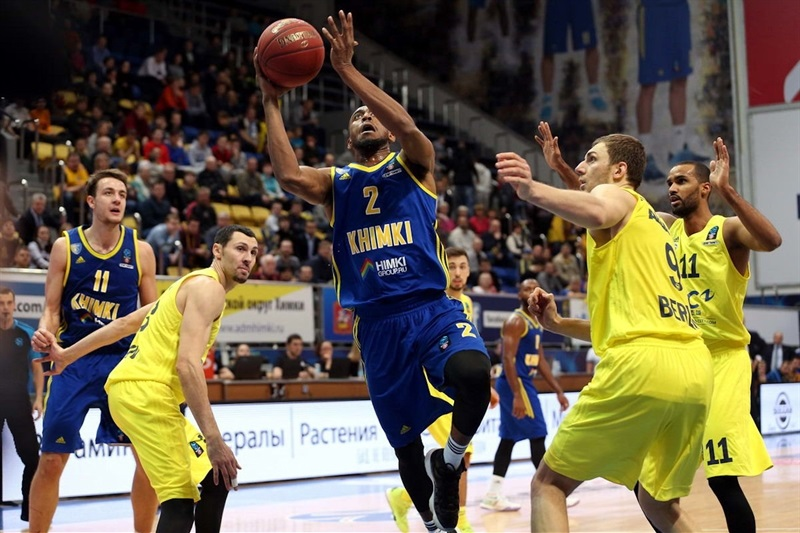 Markel Brown - Khimki Moscow Region - EC16 (photo Khimki - Nikolai Kondakov)