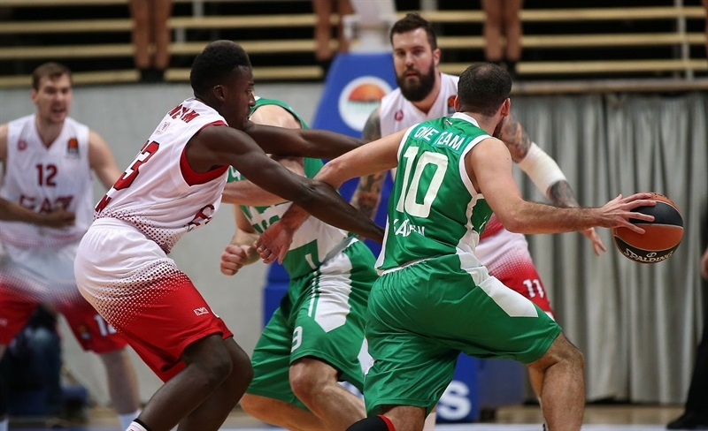 One Team Week - Quino Colom - Unics Kazan - EB16