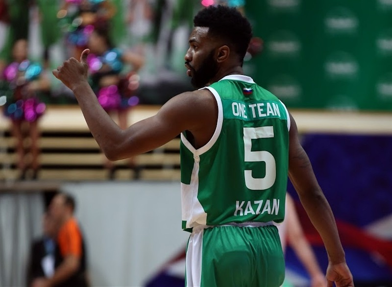 One Team Week - Keith Langford - Unics Kazan - EB16