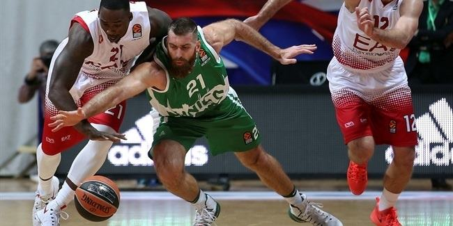 Regular Season, Round 10: Unics Kazan vs. EA7 Emporio Armani Milan