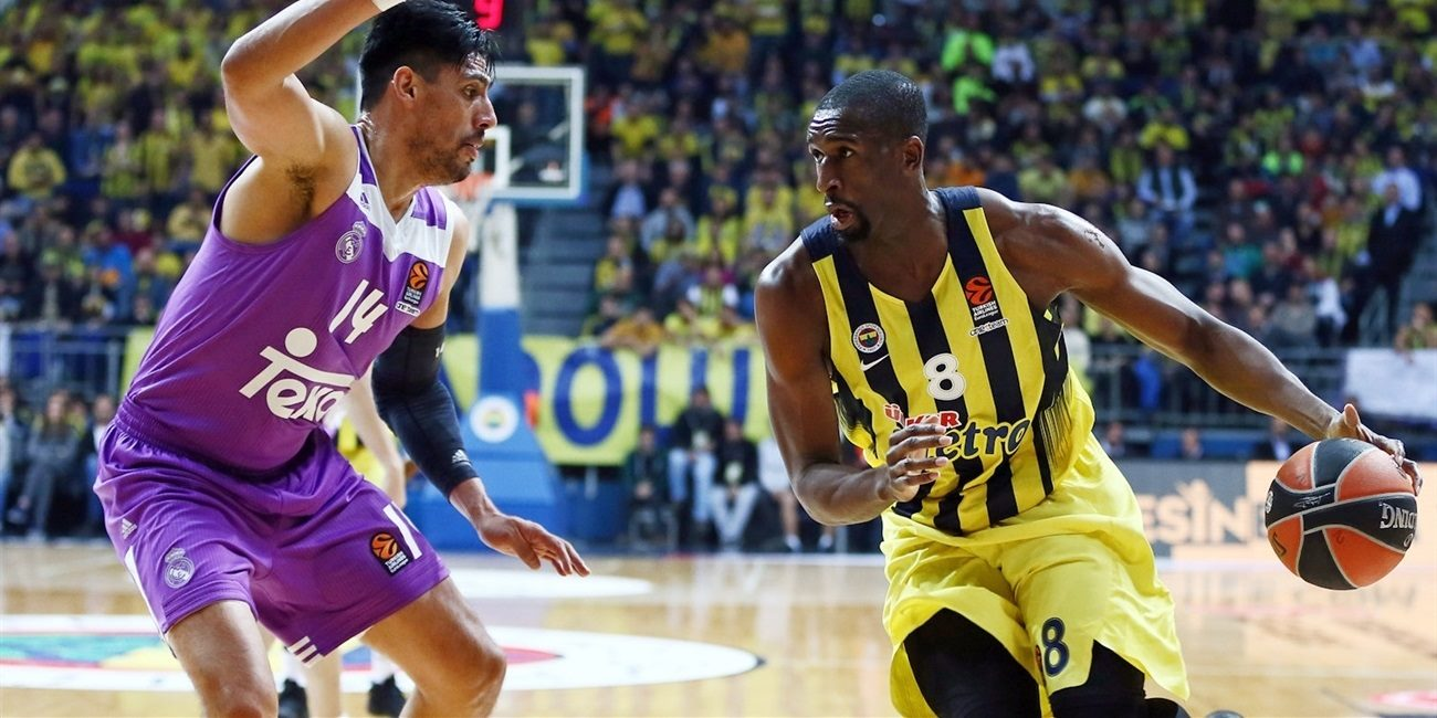 Regular Season Round 10: Nunnally lifts Fenerbahce over Madrid in thriller