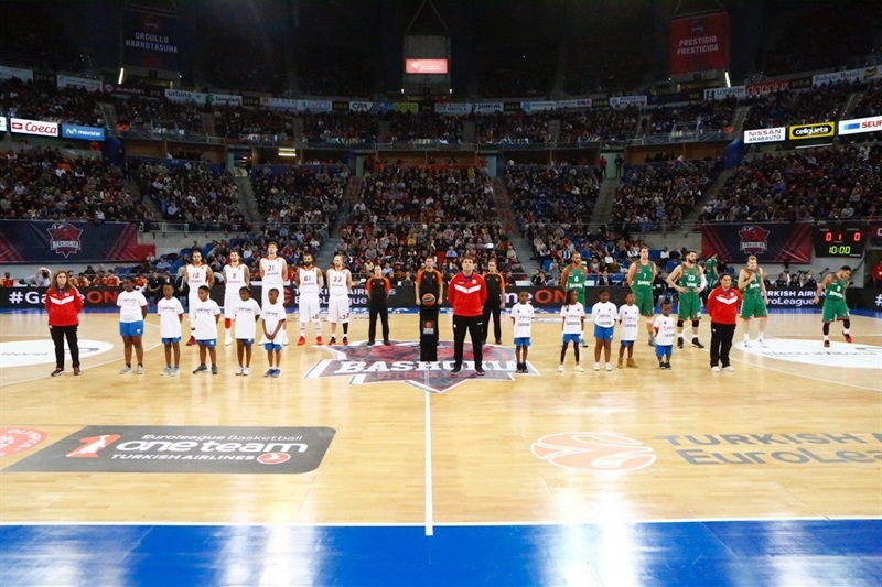 One Team Week - Baskonia Vitoria Gasteiz vs. Galatasaray Odeabank Istanbul