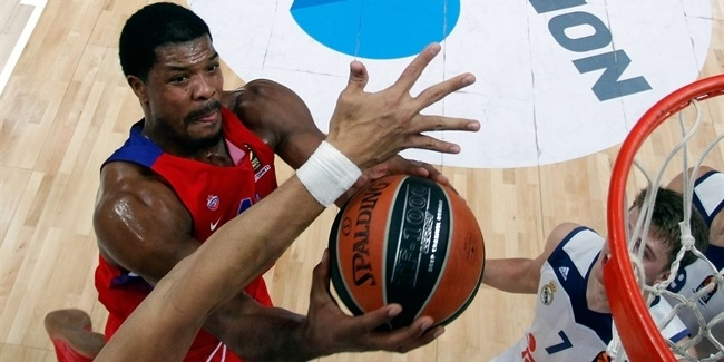 CSKA extends three-time champ Hines