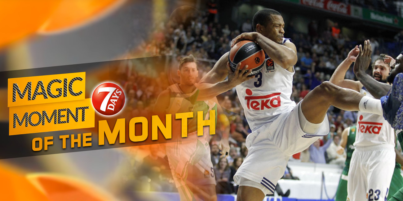 7DAYS Magic Moment of the Month, November