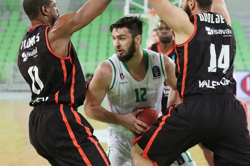 Nikola Jankovic - Union Olimpija Ljubljana - EC16 (photo Union Olimpija)