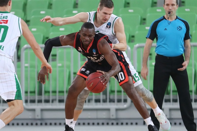 Romain Sato - Valencia Basket - EC16 (photo Union Olimpija)