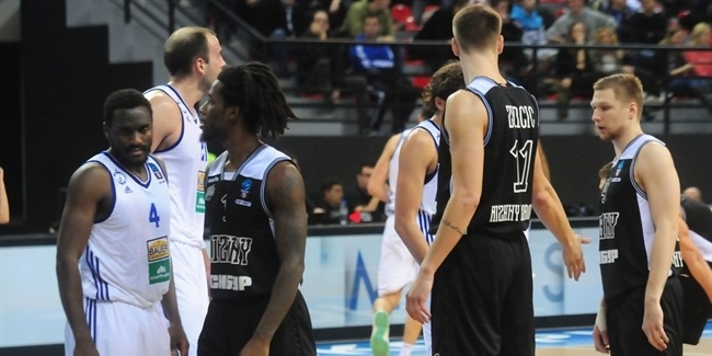 Regular Season, Round 9 report: Nizhny uses 14 threes to cruise past MZT
