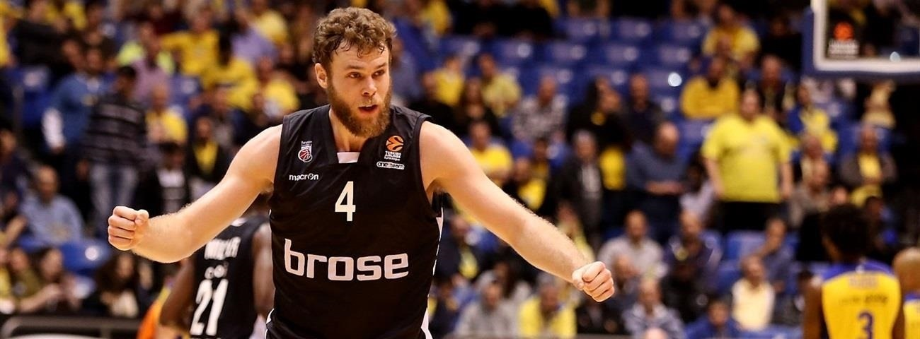Turkish Airlines EuroLeague MVP for December: Nicolo Melli, Brose Bamberg