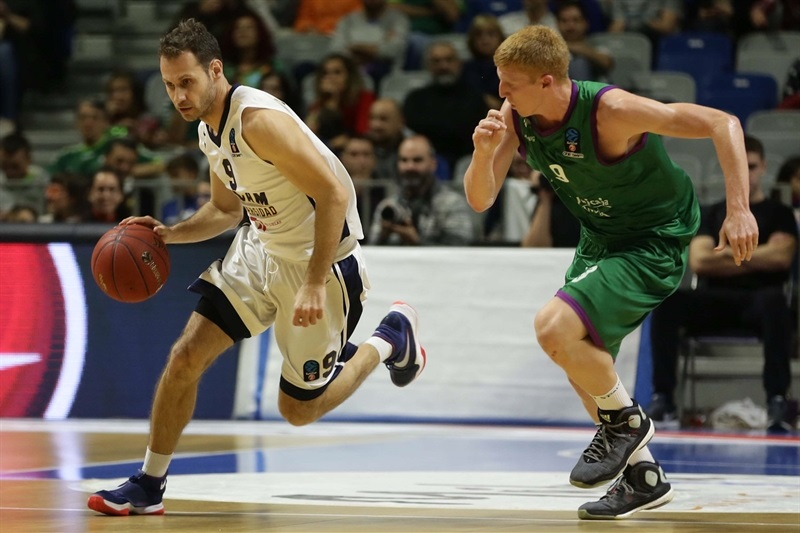 Pedro Llompart - UCAM Murcia - EC16 (photo Unicaja)