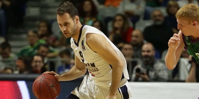 Reggio Emilia pens veteran Llompart to short-term deal