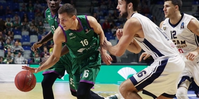 Regular Season, Round 9: Unicaja Malaga vs. UCAM Murcia