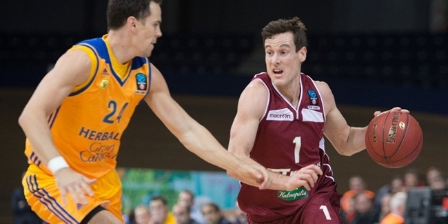Focus On: Ben Madgen, Lietkabelis Panevezys