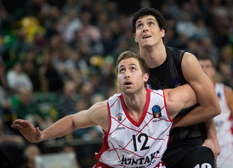 David Wear - Montakit Fuenlabrada - EC16 (photo Bilbao Basket - Aitor Arrizabalaga)