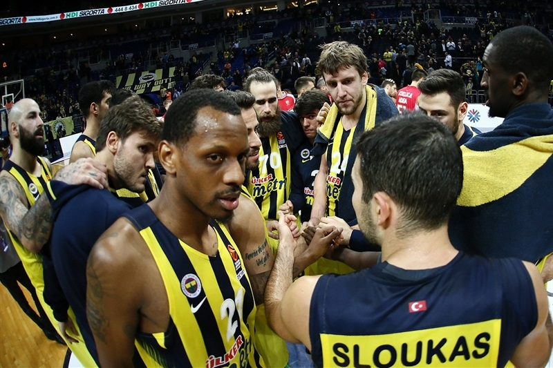 Players Fenerbahce Istanbul - EB16