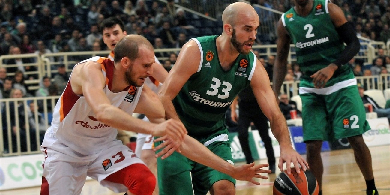 Regular Season Round 11: Panathinaikos pulls away to 27-point blowout win!