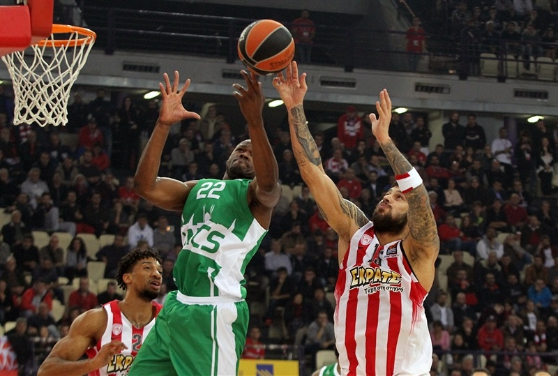 Latavious William - Unics Kazan - EB16